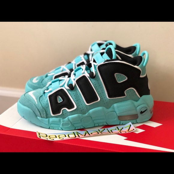 Nike Shoes | Nike Air More Uptempo